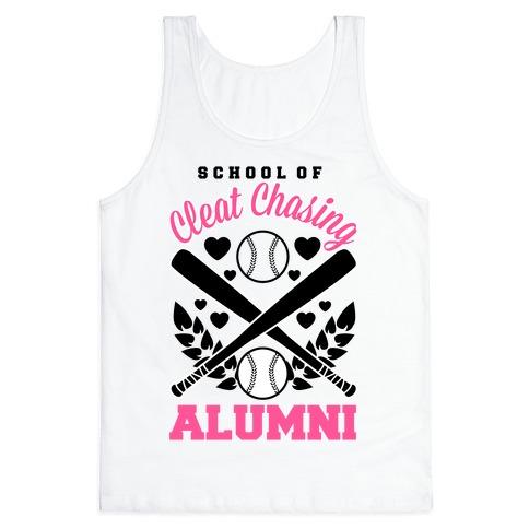 School Of Cleat Chasing Alumni Tank Top