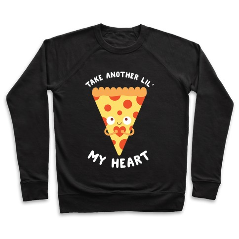 Pizza My Heart Pullover