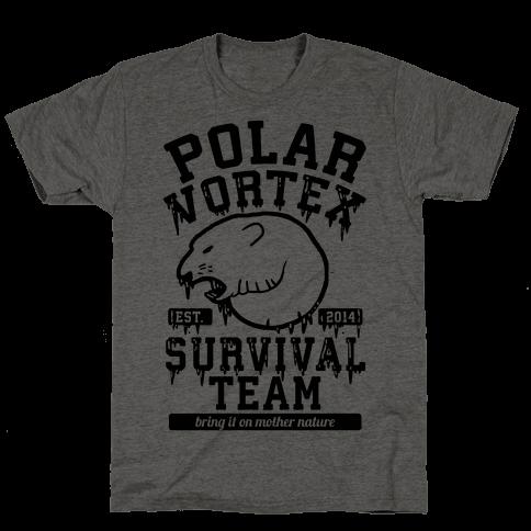 Polar Vortex Survival Team