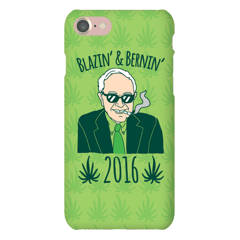 Blazin' And Bernin' 2016 Phone Case