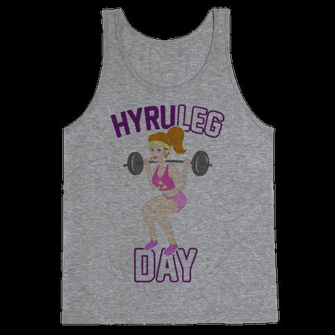 HyruLEG DAY Tank Top