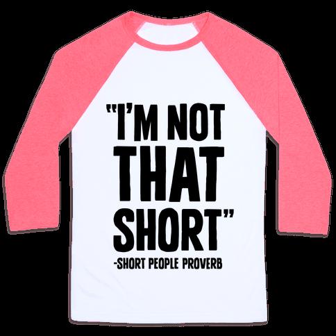 short people jokes