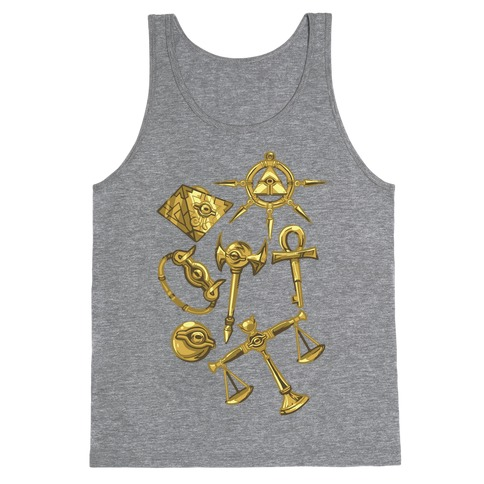 Millennium Items Tank Top