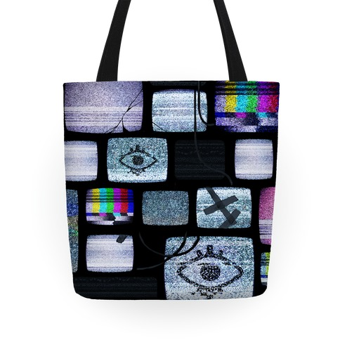 Static Tv Set Tote