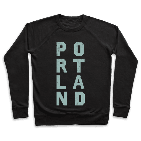 Portland (Stacked) Pullover