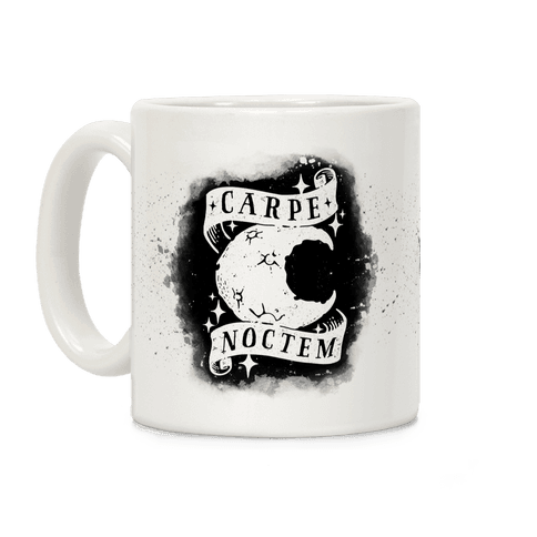 Carpe Noctem Coffee Mug