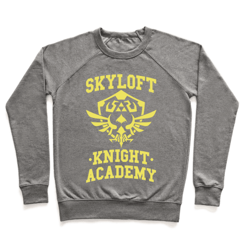 Skyloft Knight Academy Pullover