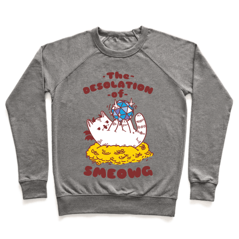 The Desolation of Smeowg Pullover