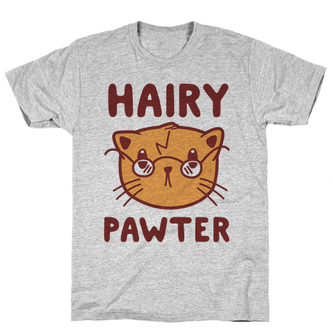 Hairy Pawter Mens T-Shirt