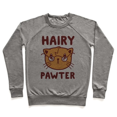 Hairy Pawter Pullover