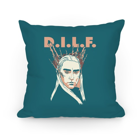 Thranduil is a DILF Pillow