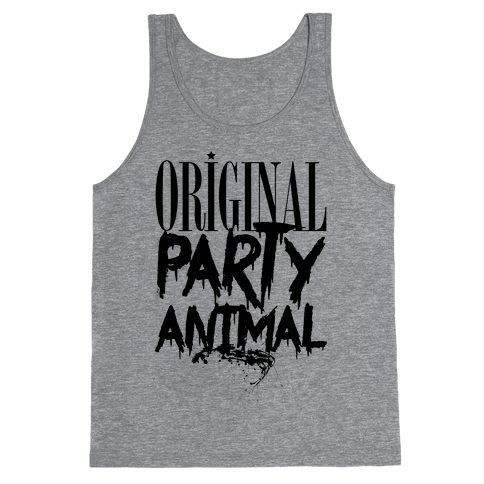Original Party Animal Tank Top