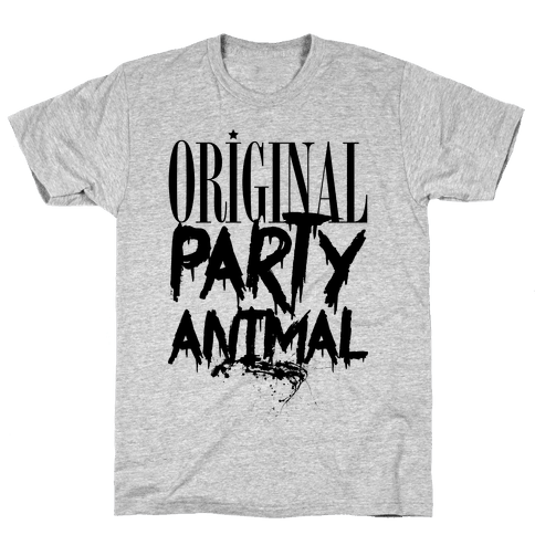 Original Party Animal Mens T-Shirt