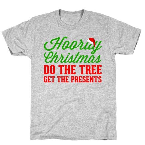 Hooray Christmas T-Shirt