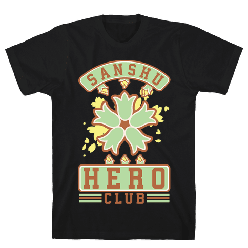 Sanshu Hero Club Itsuki