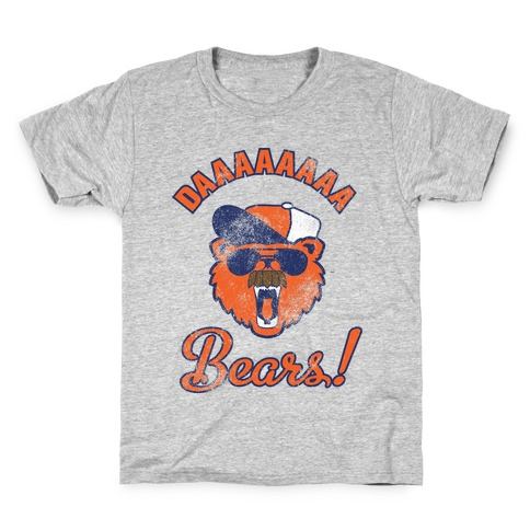 Da Bears Vintage Kids T-Shirt