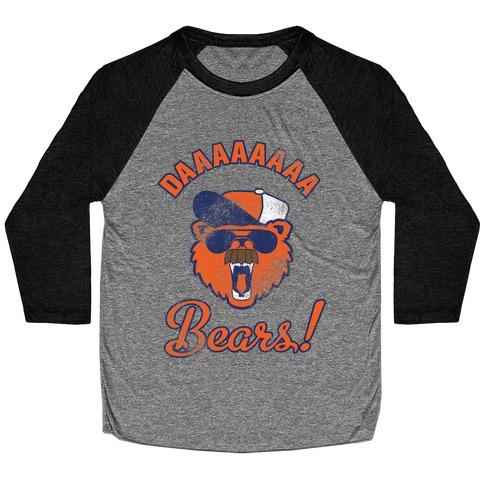 Da Bears Vintage Baseball Tee