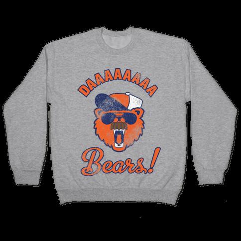 Da Bears Vintage Pullover