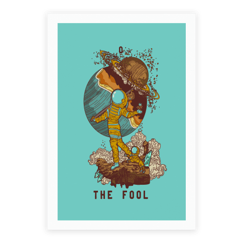 The Fool in Space