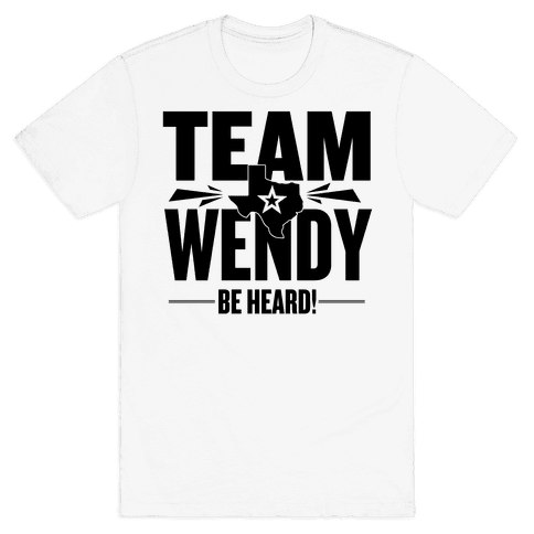 Team Wendy Mens T-Shirt