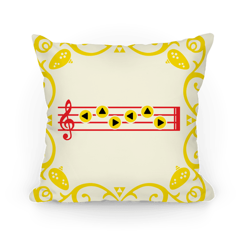 Zelda's Lullaby Pillow