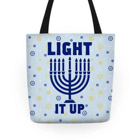Light It Up Tote