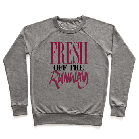 Fresh Off The Runway Pullover