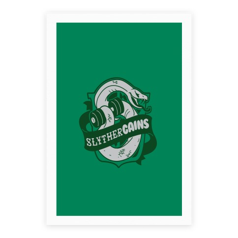 SlytherGAINS Poster