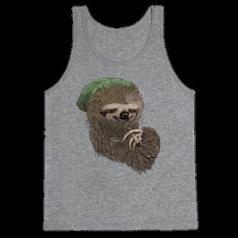 Dank Sloth Tank Top