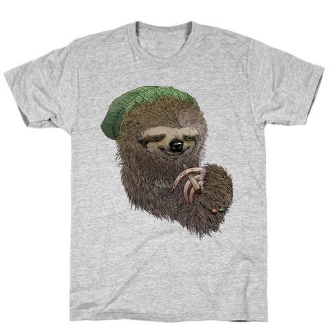 Dank Sloth T-Shirt