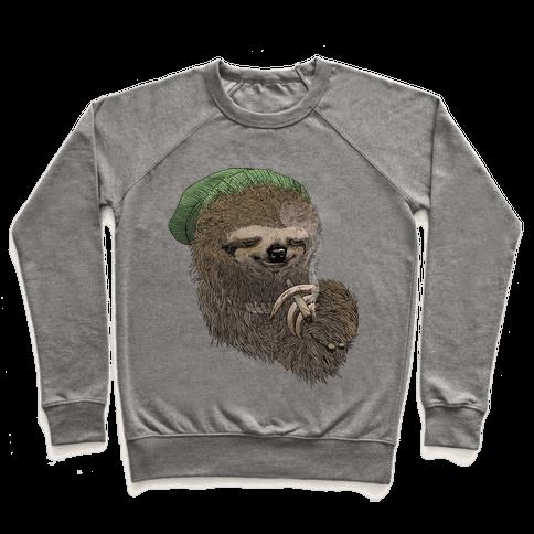 Dank Sloth Pullover