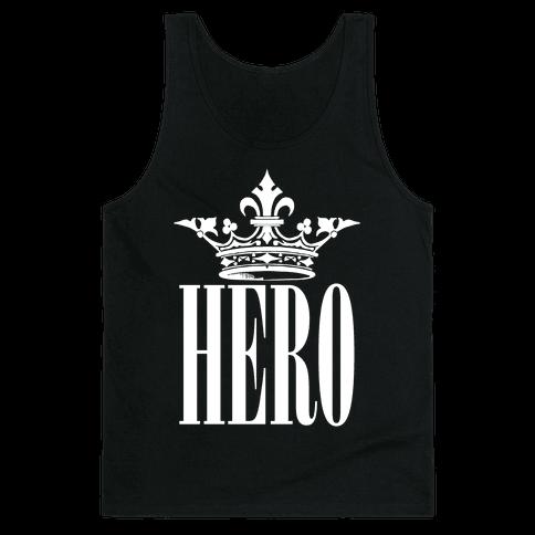 Hero Tank Top