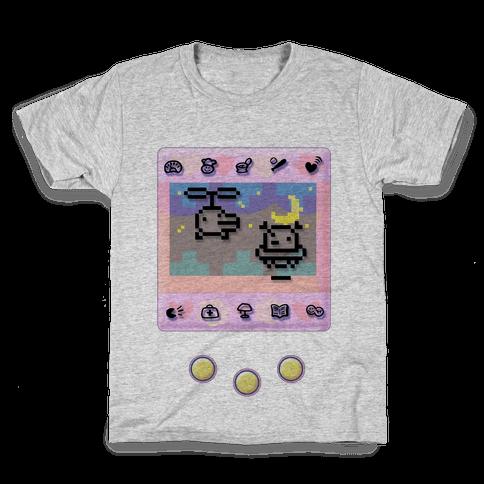Digital Pet Kids T-Shirt
