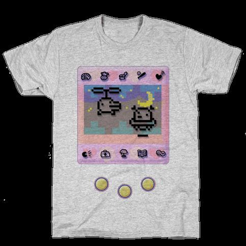 Digital Pet Mens T-Shirt