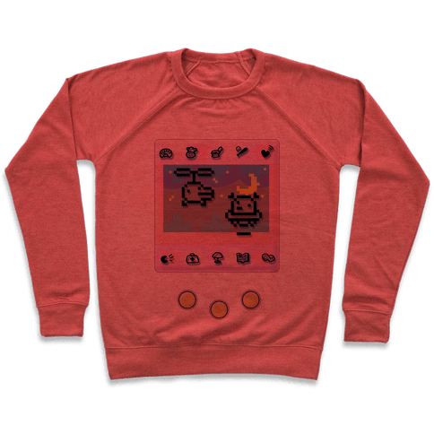 Digital Pet Pullover