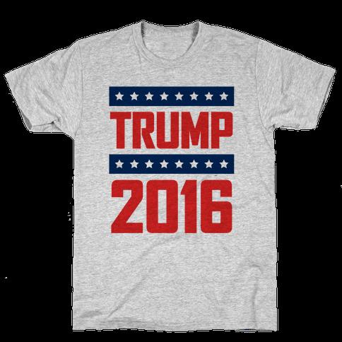Donald Trump 2016 Mens T-Shirt