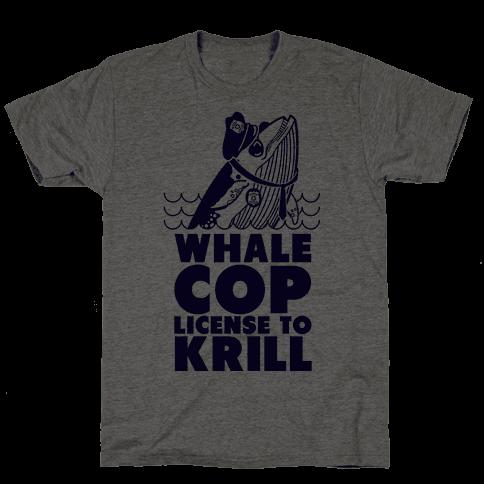 Whale Cop