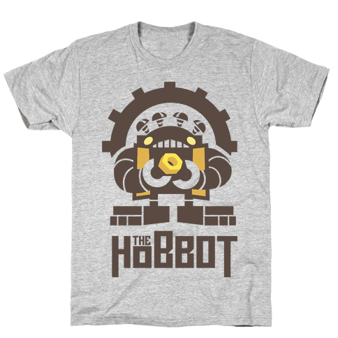 The Hobbot Mens T-Shirt