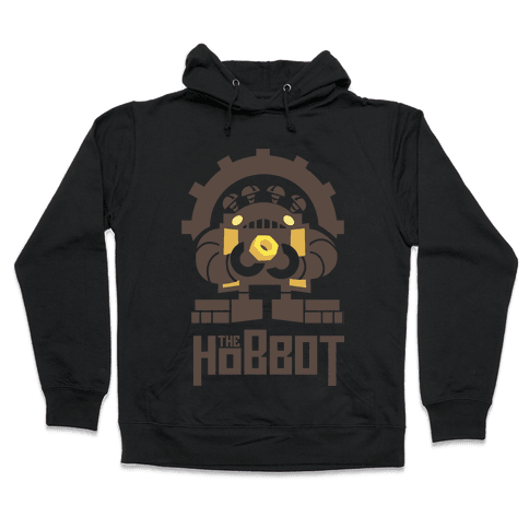 The Hobbot Hooded Sweatshirt