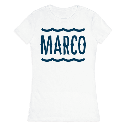 marco polo marco tshirt human. Black Bedroom Furniture Sets. Home Design Ideas