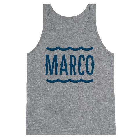 Marco & Polo (Marco) Tank Top
