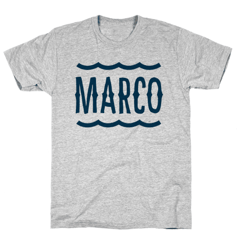 Marco & Polo (Marco) Mens T-Shirt