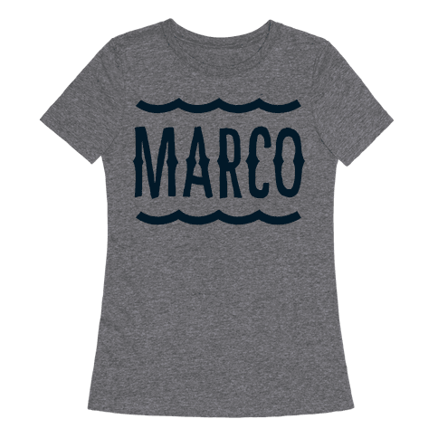 marco polo marco t shirt human. Black Bedroom Furniture Sets. Home Design Ideas