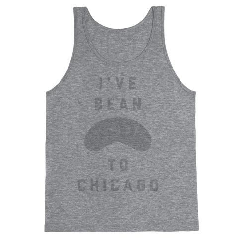 I've Bean To Chicago Tank Top