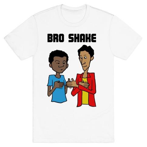 Bro Shake Mens T-Shirt