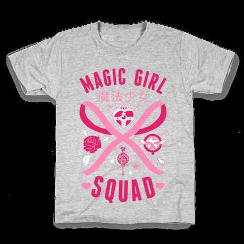 Magic Girl Squad Kids T-Shirt