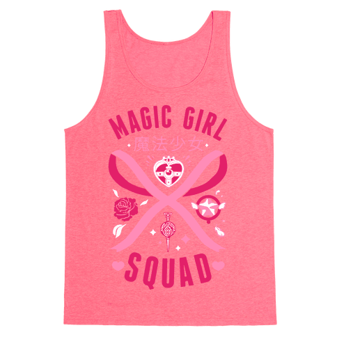 Magic Girl Squad Tank Top