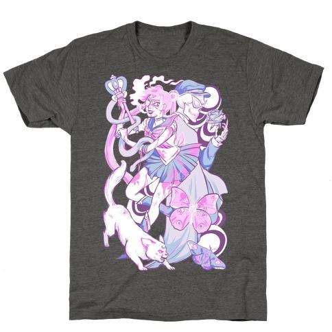 Pastel Horror Senshi T-Shirt