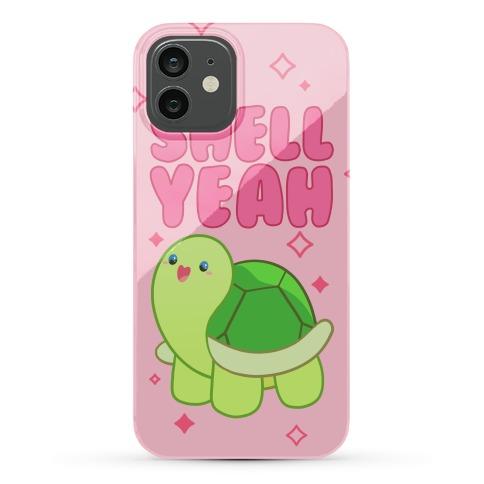 Shell Yeah Cute Turtle Phone Case