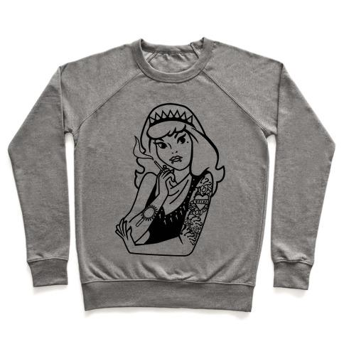 Punk Rock Daphne Parody Pullover
